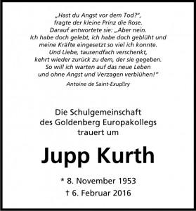 GEK_Traueranzeige_Jupp_Kurth_KSTA