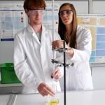 Ausbildungsgang Chemie