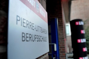 Die fiktive Pierre-Littbarski-Berufsschule alias Goldenberg Europakolleg Hürth