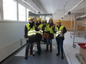 Goldenberger-Lehrer-besichtigen-die-Kulttuuri-Baustelle_März-2013
