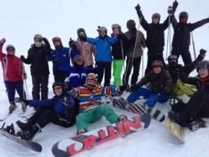 Ski-Freizeit TAU 2013