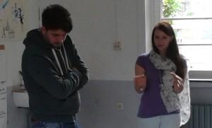 Erhan und Jessica berichten aus der Ausbildungspraxis