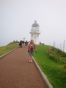 2011 Neuseeland Cape Reinga - der nördlichste Punkt