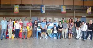 Besuch polnische Jugendliche 2012-07