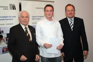 Fred Balsam Marcel Paulzen Dr. Ortwin Weltrich HWK zu Köln HP