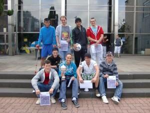 Siegermannschaft 2011 MAU 1