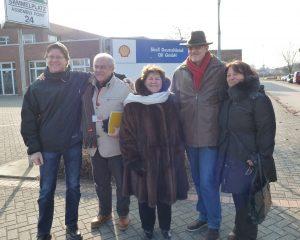 Besuch der Lehrer aus Bari Februar 2012