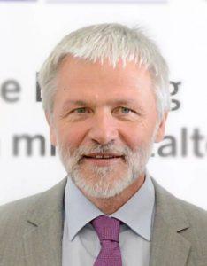 Schulleiter Matthias Herwartz, OStD